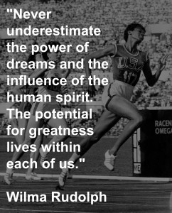 Wilma Rudolph Olympian | Inkwell Scholars
