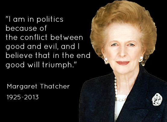 Margaret Thatcher's 5 Steps to Achieving Greatness | Inkwell Scholars