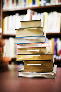 Stack of Books | Inkwell Scholars