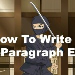 How to Write a Five-Paragraph Essay (video)