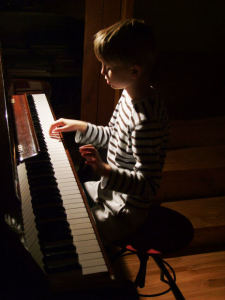 A person who loves playing the piano and is passionate about music will have more success mastering the instrument than someone who would rather be playing sports.