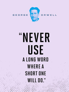 essential books on writing for every writer s toolbox inkwell  politics and the english language by george orwell