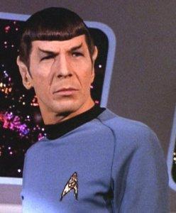 Mister Spock Inkwell Scholars