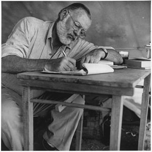 How To Write Every Day (And Why You Should) | Inkwell Scholars | Hemingway Writing