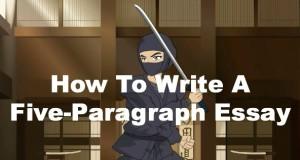 five-paragraph essay