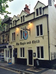 The pub (nicknamed The Bird and Baby) where The Inklings met.