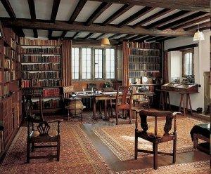 Rudyard Kipling's Writing Study.